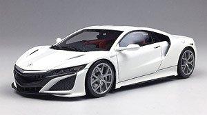 Honda NSX 2015 Championship White (ミニカー)