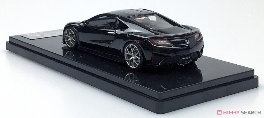 Honda NSX 2015 Berlina Black (ミニカー)