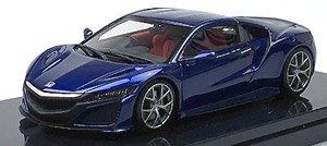 Honda NSX 2015 Long Beach Blue Pearl (ミニカー)
