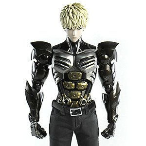 1/6 Articulated Figure: Genos (Completed)