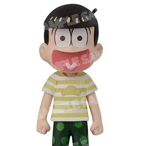 Osomatsu-san World Collectable Figure Avex Pictures x Banpresto Bordermatsu T-shirt Ver. (Jyushimatsu) (PVC Figure)