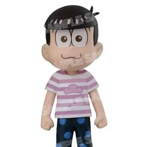 Osomatsu-san World Collectable Figure Avex Pictures x Banpresto Bordermatsu T-shirt Ver. (Todomatsu) (PVC Figure)