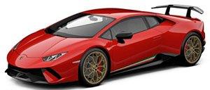 Lamborghini Huracan Performante Rosso Mars Red Diecast Car