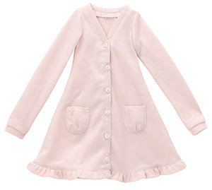 50 BlackRavenClothing Spring Color Long Cardigan (Pink) (Fashion Doll)