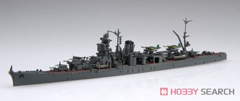 日本海軍軽巡洋艦 阿賀野/能代 (選択式キット) DX (プラモデル)