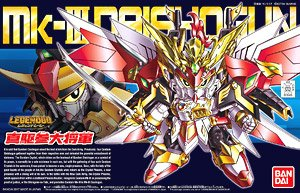 Legend BB Mark Three Daishougun (SD) (Gundam Model Kits)