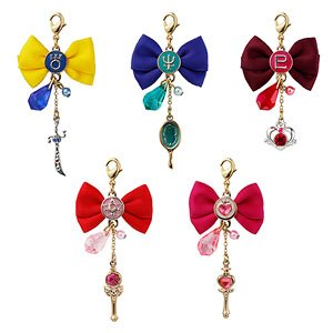 Sailor Moon Ribbon Charm 2 (Set of 10) (Shokugan)