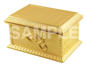 Yu-Gi-Oh! Duel Monsters Gold Sarcophagus (Anime Toy