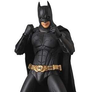 MAFEX No.049 Batman Begins Suit (Completed)