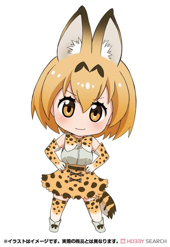 Nendoroid Serval (PVC Figure) Other picture3