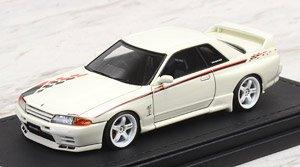 Nissan Skyline GT-R Nismo (R32) White (ミニカー)