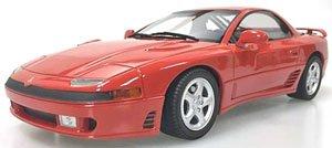 三菱 3000 GTO 1992 (レッド) (ミニカー)