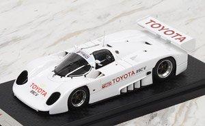 Toyota 89C-V 1989 Shakedown Test (ミニカー)
