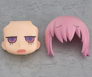 Nendoroid More: Learning with Manga! Fate/Grand Order Face Swap (Shielder/Mash Kyrielight) (PVC Figure)