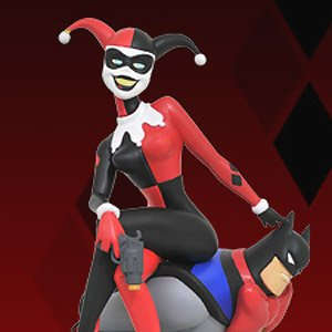 Diamond Select Batman The Animated Gallery statue Harley Quinn 25th Anniversary