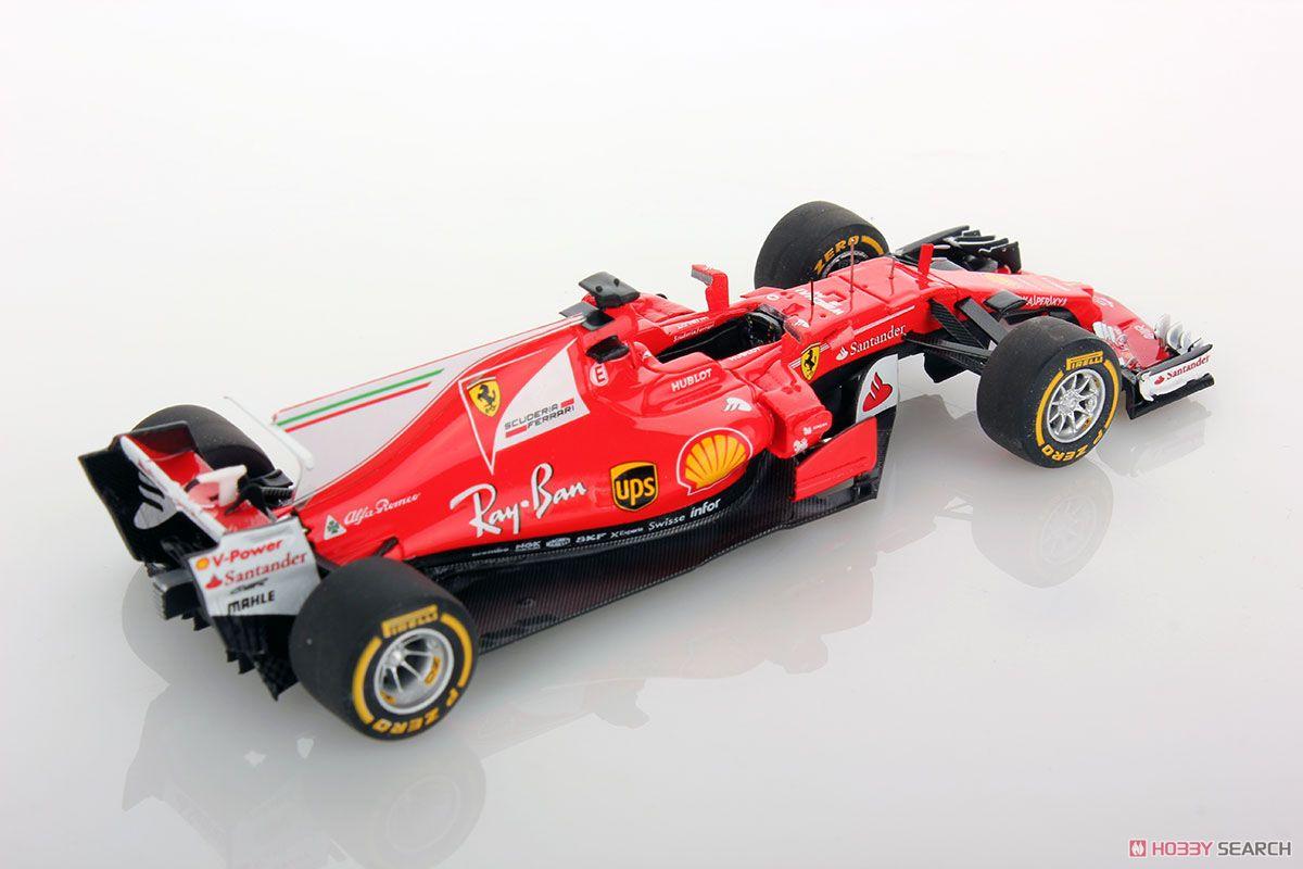 Scuderia Ferrari SF70H Presentation 2017 (ミニカー)