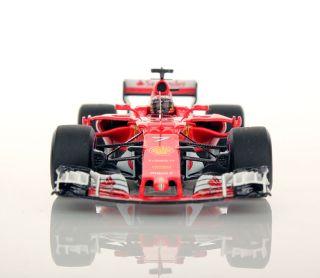 Ferrari SF70-H F1 4° GP Australien 2017 Kimi Räikkönen Looksmart 1:43 LSF108