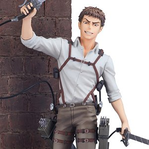 Menshdge Technical Statue No.31 Attack on Titan Jean Kirstein Survey Corps Ver. (PVC Figure)