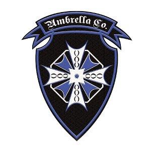 Resident Evil 7: Biohazard Patch Umbrella Insignia (Anime Toy)