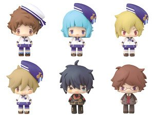 Koedaraizu 24 Ensemble Stars! Vol.5 (Set of 6) (PVC Figure)