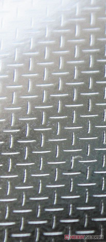 Chequered Plate Finish A (Mirror) (Material) Item picture3