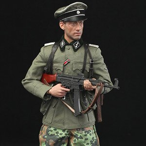 12th SS-Panzer Division Hitler Jugen - Rainer Woundered Ver. (Fashion Doll)