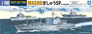 JMSDF Mashu SP AOE-425 Operation `Save The Japanese` (Plastic model)