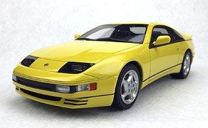 NISSAN 300 ZX (イエロー) (ミニカー)