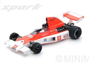 McLaren M23 No.11 2nd South African GP 1976 James Hunt (ミニカー)