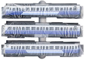 1/80(HO) J.R. Suburban Train Series 115-1000 (New Niigata Color/N Formation) Set (3-Car Set) (Model Train)