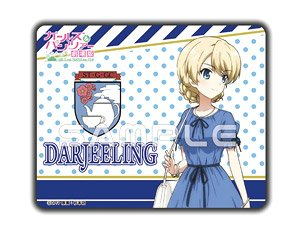 Girls und Panzer der Film Darjeeling Draw for a Specific Purpose (Holiday) Mouse Pad (Anime Toy)