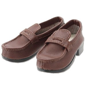50cm Loafer III (Brown) (Fashion Doll)