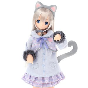 Sahras a la mode -meow x meow a la mode- Russian Blue/Alisa (Fashion Doll)