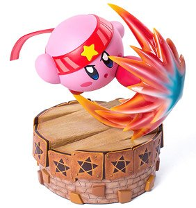 Kirby`s Dream Land/ Fighter Kirby Statue (Completed)