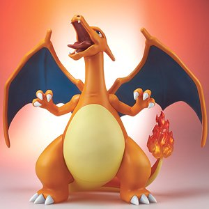 Gigantic Series Neo Charizard (Completed)