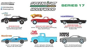 Hollywood Series - SERIES 17 (ミニカー)