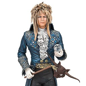 Color Tops/ Labyrinth David Bowie Jareth 7 Inch Action Figure (Completed)