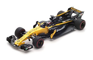 Renault Sport R.S.17 No.27 Bahrain GP 2017 Nico Hulkenberg (ミニカー)
