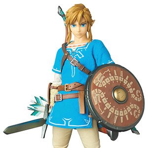 RAH764 Link (Breath of The Wild Ver.) (Fashion Doll)
