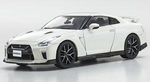 日産 GT-R 2017 (ホワイトパール) (ミニカー)