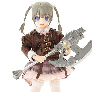 Assault Lily Series 032 [Assault Lily Gaiden] Kishimoto Lucia Rhyme (Fashion Doll)