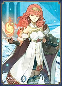 Fire Emblem 0 (Cipher) Mat Card Sleeve [Celica] (No FE50