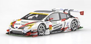 TOYOTA PRIUS apr GT GT300 No.31 【RESIN】 WHITE (ミニカー)
