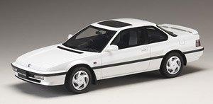 ホンダ プレリュード Si (BA5) 1989 フロストホワイト (ミニカー)