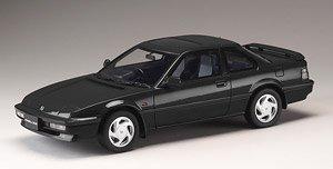 ホンダ プレリュード Si (BA5) 1989 グラナダブラックパール (ミニカー)