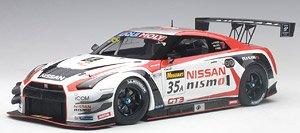 日産 GT-R NISMO GT3 2015年 #35A (バサースト12時間レース優勝) (ミニカー)