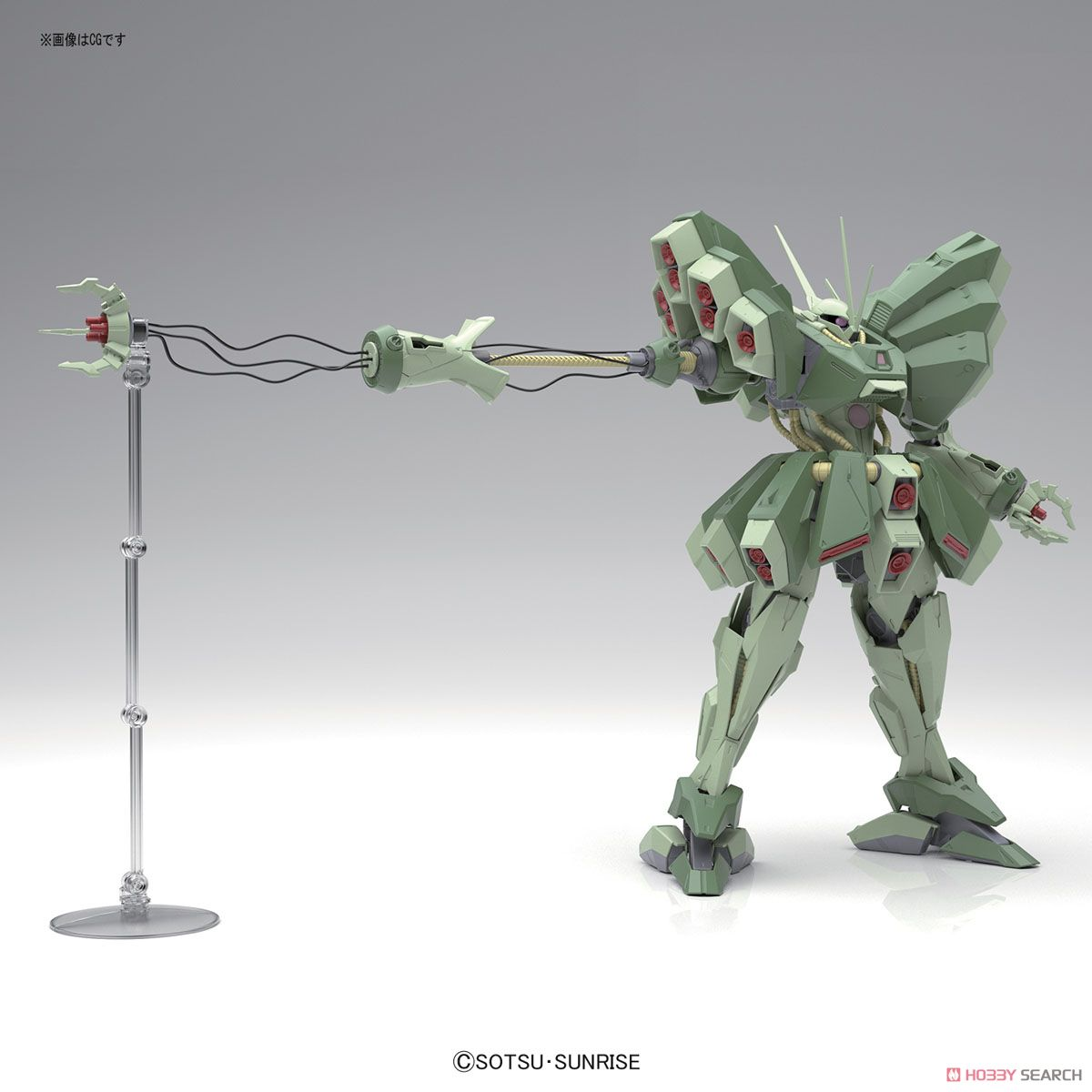 AMX-103 Hamma-Hamma (RE/100) (Gundam Model Kits) Other picture4