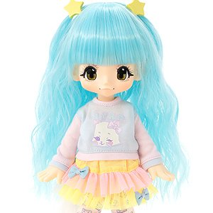 Kikipop! Nijiiro Drops / Soda Blue (Fashion Doll)