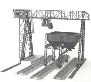HO Scale Size Gantry Crane & Coaling Tank Kit (Unassembled Kit