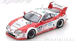 Toyota Supra GT LM No.27 14th Le Mans 1995 M.Apicella M.Martini J.Krosnoff (ミニカー)